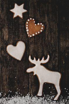 Najlepszy, męski blog cukierniczy! Najlepsze ciasta, torty i desery spod męskiej ręki! Woodland Christmas, Gingerbread Cookies, Blog, Gingerbread Cupcakes, Blogging