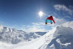 Snowboard Freestyle in Les Orres / Snowboard Freestyle aux Orres    #snow #sun #tourismepaca #seasnowsun #alpes #alps #ski #tourisme #tourism #france