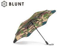 【2016年モデル】折りたたみ傘。【nightsale】 BLUNT/ブラント BLUNTXSメトロ(2nd Generation)  折りたたみ傘 (カモフラージュ)