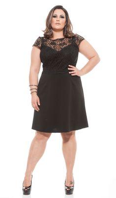 Designer Plus Size Dresses Only