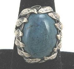 Arts & Crafts Ring Attributed to Bernard Instone