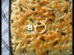 Roasted Garlic Focaccia Recipe, Recipe for Roasted Garlic Focaccia How to Make Focaccia Bread - YouTube