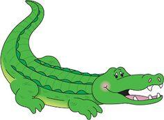 gator clip art use these free images for your websites art rh pinterest com Baby Alligator Clip Art Alligator Outline