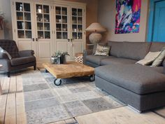 Sofa Bellagio - NANO interieur - landelijk - wonen - rustic - sober ...