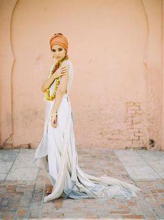 Preciosas imágenes para tener una boda inspirada en Marruecos. ¡Descúbrelas!