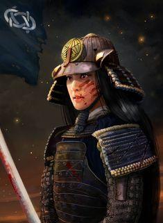 León - Matsu Tsuko Daimyo de la familia Matsu