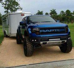 Ford Raptor may be my next car. Ford Raptor, Raptor Truck, Jeep Truck, Ford Svt, Svt Raptor, Truck Drivers, Jacked Up Trucks, Cool Trucks, Big Trucks
