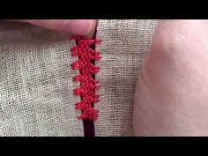 Hand Embroidery Videos, Embroidery Applique, Drawn Thread, Textiles, Needle Lace, Folk Costume, Crochet, Tatting, Cross Stitch