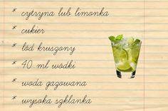 Drink barmański (caipiroska), ulubiony drink modelek