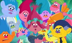 Poppy and the rest of Troll village go on more crazy adventures on 'The Beat Goes on' season 2 filled with plenty of great original songs