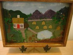 Now in my collection Donegal, Painting Frames, Tweed, Ireland, Irish, Hand Weaving, Decoration, Pictures, Collection