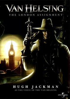Van Helsing The London Assignment movie poster Fantastic Movie posters #SciFi movie posters #Horror movie posters #Action movie posters #Drama movie posters #Fantasy movie posters #Animation movie Posters