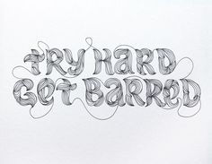 Bob Dylan's Hand Lettering Experience by Leandro Senna | TYPOGRAFFIT