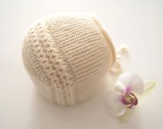 30 / Baby Set / Knitting Instructions in French / PDF Instant