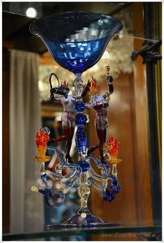 Bizarres Muranoglas #EssenReisenLeben #Venedig #Venice #Muranoglas #Venezia #Italien