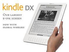 2012 Christmas Kindle DX Review