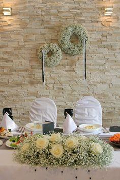 Znalezione obrazy dla zapytania gipsowka dekoracje stolu