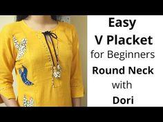 Neck Designs For Suits, Neckline Designs, Sleeves Designs For Dresses, Dress Neck Designs, Fancy Blouse Designs, Bridal Blouse Designs, Collar Designs, Silk Kurti Designs, Churidar Neck Designs