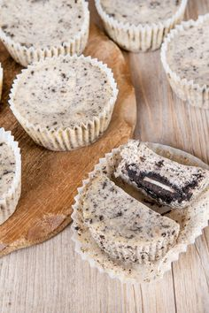 Cookies and Cream Tortoni – Weight Watchers (1 Point)