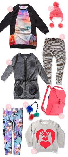 Kids Fashion Finds - Girls