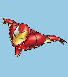 Iron Man Armor Model 51 by J.L. Giles