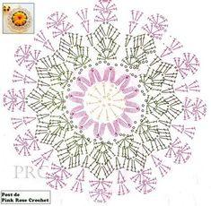 해바라기 티팟 홀더 도안 여름에 피는 꽃 '해바라기'!! 해바라기 패턴으로 뜬 티팟홀더가 눈에 띄길래 담아...