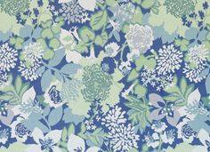 A favorite from Summer Classics is the Watercolor Floral by Belladura. Imagine this print for your outdoor cushions!