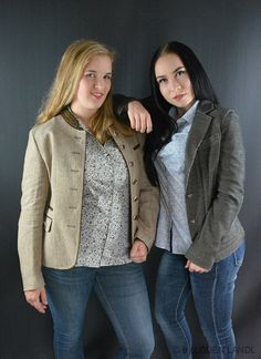 Trachtige Herbst Damen Kombinationen - bei Loden Landl Blazer, Military Jacket, Fashion, Fall, Jackets, Moda, Field Jacket, Military Jackets, Fasion