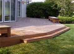 1000 images about deck vs patio on pinterest low deck