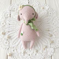 43 отметок «Нравится», 10 комментариев — ❄️ВЯЗАНЫЕ ИГРУШКИ❄️🎄🎁🐶🐰🐻 (@akimova_handmade_toys) в Instagram: «Всем привет!👋 А вот и вторая девочка-слоненок 🐘🌸готова! Сиреневую я назвала Молли, а эта пусть…»