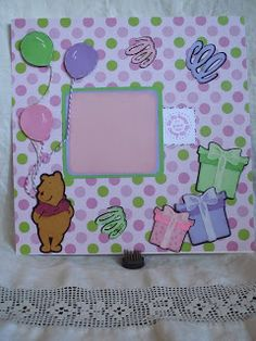 My Cricut Craft Room: Festive Friday May 31, 2013- Festive Disney Scrapbook Layouts or Mini Albums