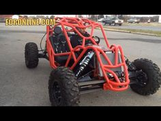 MINI SHOWTIME RZR BUGGY by ESSENTIALLY OFFROAD