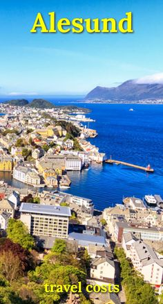Travel costs for Alesund