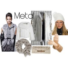 Metal Fur Picks, created by thelifestyled on Polyvore