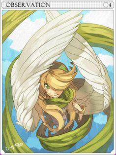 Dame of Sentinel Card - Ragnarok Online Ragnarok Card, Character Concept, Mythology, Princess Zelda, Kawaii, Drawings, Anime, Fictional Characters, News