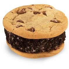 Ice Cream Cookie Sandwiches ❤ liked on Polyvore featuring food, food and drink, fillers, comida and food & drinks