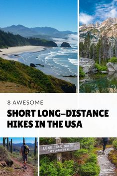 8 Awesome Short Long-Distance Hikes in the USA