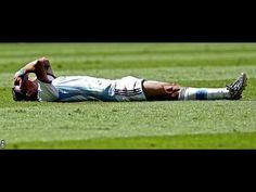 ARGENTINA VS BELGIUM 1-0 WORLD CUP 2014
