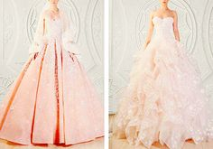 La fille au chignon | fashion-runways: RAMI KADILe Royaume Enchanté...