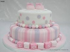 christening cake girl - Google Search