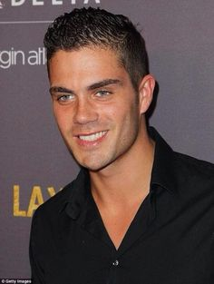 Max George - Red Carpet at Delta Airlines & Virgin Atlantic Celebration in West Hollywood