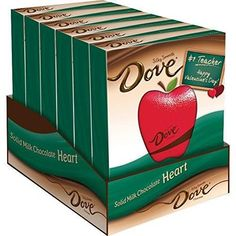 DOVE Valentine's Day Milk Chocolate Candy Solid Heart Teacher's Gift (Pack of Toddler Play Table, Toddler Toys, Toddler Bed, Dove Chocolate, Chocolate Hearts, Toddler Learning, Learning Toys, Employee Gifts, Valentines Day Gifts For Him