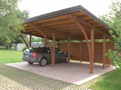 Giardino/Pergole & Gazebi/Posto macchina/Supporto posto auto Pircher Oberland Spa