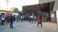 Dementors @ Black Command I Chile, Street View, Black, Cultural Center, Parking Lot, Chili, Black People, Chilis