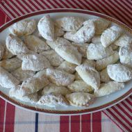Octové cukroví Czech Recipes, Russian Recipes, Christmas Baking, Christmas Cookies, Christmas Recipes, Eastern European Recipes, Something Sweet, Sweet Tooth, Food And Drink