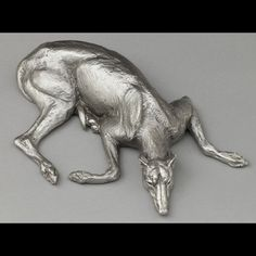 Animals - 3D Forms - Pewter