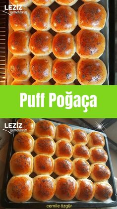 Puff Pastry - My Delicious Food - Pizza Recipes Delicious Cake Recipes, Healthy Crockpot Recipes, Yummy Cakes, Dessert Recipes, Yummy Food, Donut Recipes, Pizza Recipes, Chocolate Frosting Recipes, Turkish Recipes