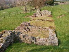 Y Gaer Roman Fort, Brecon, Powys
