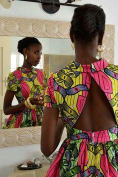 Ankara style ..... Lovely >>http://www.dezangozone.com/