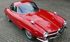 Alfa Romeo Giulia SS - Sprint Speciale - 1964